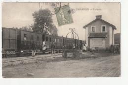 DISSANGIS - LA GARE - TRAIN - 89 - Otros Municipios