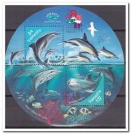 Vanuatu 2001, Postfris MNH, Birds, Fish, Sealife - Vanuatu (1980-...)