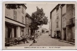 83- COMPS-SUR-ARTUBY-RUE  DE  LA  BOURGADE  N2784 - Comps-sur-Artuby