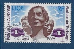 """Nle-Caledonie YT 756 """" Abolition Esclavage """" 1998 Oblitéré - Usati"""
