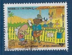 """Nle-Caledonie YT 761 """" Journée Du Timbre """" 1998 Oblitéré - Neukaledonien"""