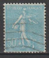 FRANCE : N° 362 Oblitéré (Type Semeuse Lignée) - PRIX FIXE - - 1903-60 Sower - Ligned