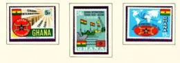 GHANA  -  1967 Trade Fair Set Unmounted/Never Hinged Mint - Ghana (1957-...)