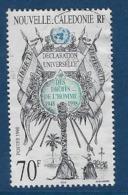 """Nle-Caledonie YT 775 """" Droits De L'Homme """" 1998 Oblitéré - Neukaledonien"""