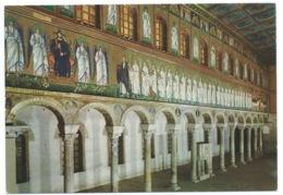 CARTE POSTALE /RAVENNA BASILICA DI S APOLLINARE NUOVO - Ravenna