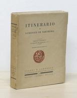 Viaggi Esplorazioni - P. Giudici - Itinerario Di Ludovico De Varthema - Ed. 1929 - Libros, Revistas, Cómics