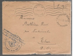 23009 - C.T.I.C.N. - Poststempel (Briefe)