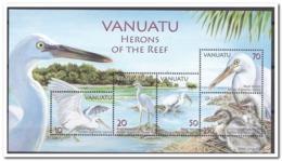 Vanuatu 2007, Postfris MNH, Birds - Vanuatu (1980-...)