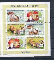 DR CONGO 2003 MUSHROOMS - Pilze