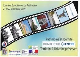 Dunkerque : Patrimoine Et Identité Territoire à L'Histoire Préservée. Collector De 8 Timbres Différents. - Unclassified