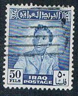 Iraq 138 Used King Faisal II CV 1.50 (BP4713) - Iraq
