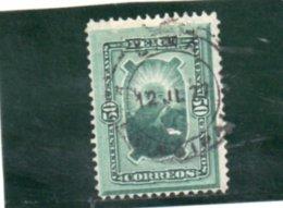 PEROU 1874-9 O - Peru