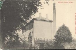 CPA Bourg - Moulin Saint Pierre - Circulée - Andere Gemeenten