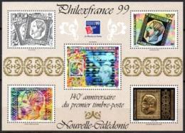 """Nle-Caledonie Bloc YT 22 BF """" Philexfrance """" 1999 Neuf** - Blocks & Kleinbögen"""