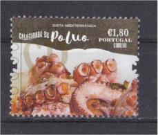 Portugal 2015 Dieta Mediterrânea Gastronomia Gastronomie Gastronomy Polpo Essen Nourriture Méditerranéen Octopus - Alimentación