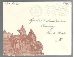 23017 -  Enveloppe Avec  Illustration - Marcophilie (Lettres)