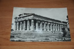185-    PAESTUM, TEMPIO DI NETTUNO - Salerno