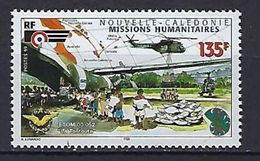 """Nle-Caledonie YT 796 """" Missions Humanitaires """" 1999 Neuf** - Nouvelle-Calédonie"""