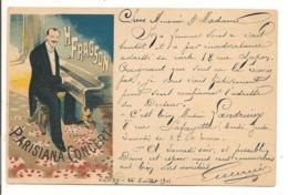 TABOURET Illustrateur Fragson - Parisiana Concert Collection CINOS N° 23 (1899) - Other Illustrators