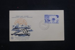 TERRITOIRE ANTARCTIQUE AUSTRALIEN - Enveloppe FDC En 1957 - L 43605 - Lettres & Documents