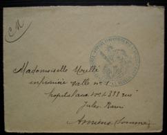 Saint Brieuc 10eme Corps D'armée Hôpital Temporaire N°8 - WW I