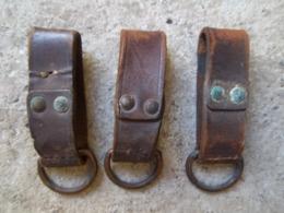 Passants Pour Ceinturon Francais (lot De 3) - Equipment