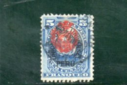 PEROU 1882 O - Peru