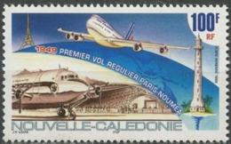 "Nle-Caledonie Aerien YT 347 (PA) "" 1er Vol "" 1999 Neuf** - Luftpost"