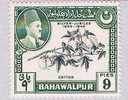 Bahawalpur 24 MLH Cotton 1949 (BP36419) - Bahawalpur