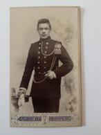 TOURNAI +MILITAIRE PHOTO J.MESSIAN Tournai Rue Royale - Guerre, Militaire