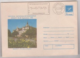 Physics Cover Romania 1990 Special Postmark 50 Years After The Discovery Of The First Elements Of Transuran - Physics