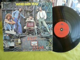 The Who - 33t Vinyle - Who Are You - Disco, Pop