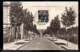 PONTHIERRY 77 - Avenue De La Gare - A354 - France