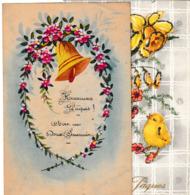 2 Mignonettes De Pâques - Pâques