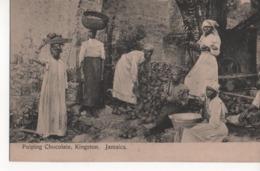 KINGSTON PULPING CHOCOLATE - Jamaica