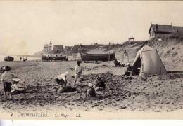 62 - AUDRESSELLES - La Plage - - Frankrijk