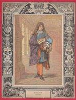 Protége Cahier Ancien Fin XIXéme Collection Artistes ; Savants ; Patriotes . RACINE - Book Covers