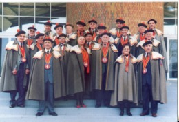 (31) CONFRERIE PACIFIQUE Et SOUVERAINE Des TASTO MOUNJETOS Du COMMINGES  Le Grand Conseil 1996 - Frankrijk