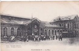 HAZEBROUCK - LA GARE - Hazebrouck