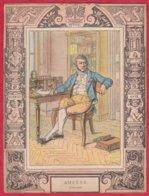 Protége Cahier Ancien Fin XIXéme Collection Artistes ; Savants ; Patriotes . AMPERE - Book Covers