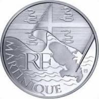 PIECE DE 10 EUROS MARTINIQUE 2010 - France