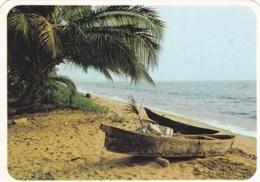 CARTOLINA - CAMERUN - KRIBI - Camerun