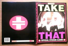 Album Figurine Take That Completo - Panini 1994 - Altri