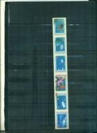 AUSTRALIA LE MONDE SOUS-MARIN 6 VAL ADHESIFS NEUFS A PARTIR DE 0.75 EUROS - 1990-99 Elizabeth II