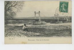 MANOSQUE - Pont Sur La Durance - Manosque