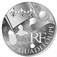 PIECE DE 10 EUROS GUADELOUPE 2010 - France