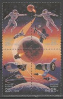 Russie 1992 - Espace **               (g6042)    (plusieurs Autres / Many More ...) - 1992-.... Federation