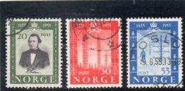 NORVEGE 1954 O - Norwegen