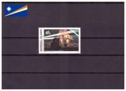Îles Marshall 1989 - MNH** - Seconde Guerre Mondiale - Militaria - Bateaux - Michel Nr. 245 Série Complète (mhl183) - Marshallinseln