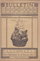 ECOLE POLYTECHNIQUE DE PARIS  BULLETIN DES ANCIENS ELEVES 1929 - Riviste & Giornali